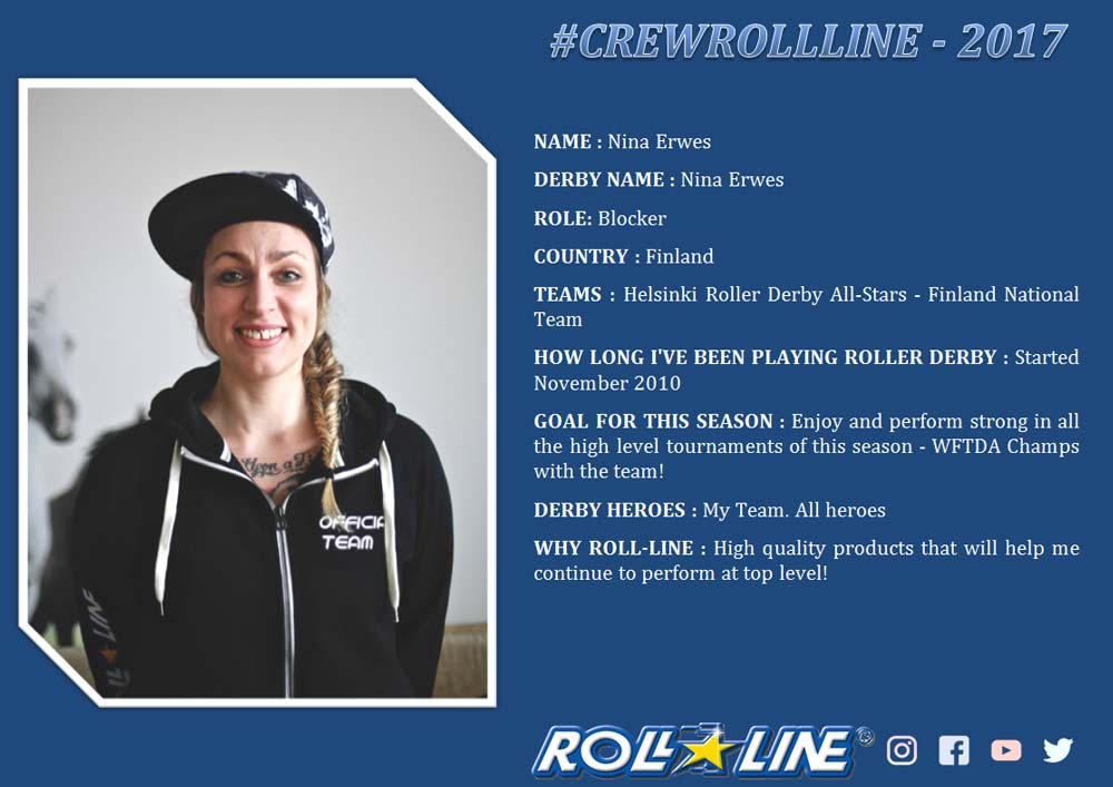 Roll-Line RD - Nina-Erwes