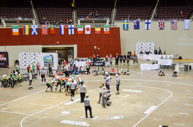 Roll-Line RD - RDWC Dallas 2014