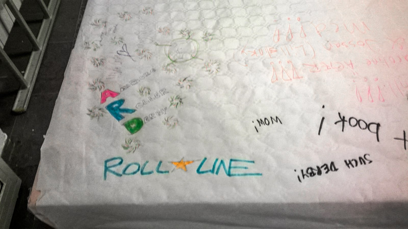 Roll-Line RD - Wet 2014 Malmo